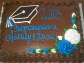 Congratulatory cake!
