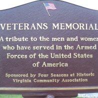 Four Seasons Vetrans Memorial