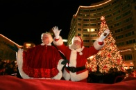 Reston Town Center ongoing Holiday celebrations