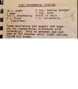 santa iced cookie recipe