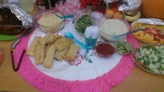 Tamales Served!