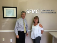 sfmc new office kathy george front